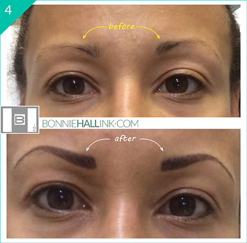 Microblading Eyebrows Leamington Spa