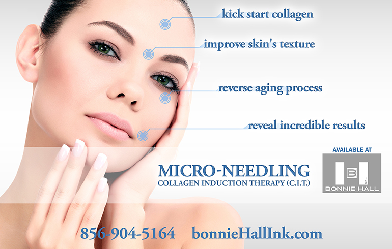 MICRO-NEEDLING...COLLAGEN INDUCTION THERAPY